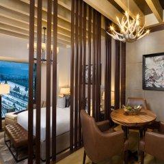 Отель Kempinski Mall Of The Emirates 5* Шале с различными типами кроватей