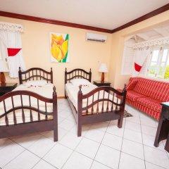 Отель Franklyn D. Resort & Spa All Inclusive Ямайка, Ранавей-Бей - отзывы, цены и фото номеров - забронировать отель Franklyn D. Resort & Spa All Inclusive онлайн комната для гостей фото 2