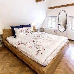 Отель FanTom Home Чехия, Прага - отзывы, цены и фото номеров - забронировать отель FanTom Home онлайн комната для гостей фото 5