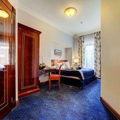 Бутик-отель Золотой Треугольник 4* Стандартный номер с двуспальной кроватью фото 41