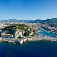 Отель Nice Riviera Ницца приотельная территория