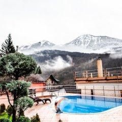 Гостиница Alm бассейн фото 3