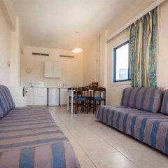 Отель Crown Resorts Elamaris Протарас комната для гостей