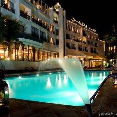 Отель Les Merinides Марокко, Фес - отзывы, цены и фото номеров - забронировать отель Les Merinides онлайн бассейн