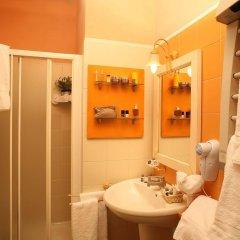 Отель ApartHotel Quadra Key Италия, Флоренция - 3 отзыва об отеле, цены и фото номеров - забронировать отель ApartHotel Quadra Key онлайн ванная