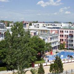 Отель Longozа Hotel - Все включено Болгария, Солнечный берег - отзывы, цены и фото номеров - забронировать отель Longozа Hotel - Все включено онлайн бассейн