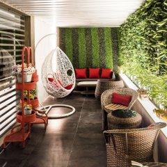 Отель D'corbiz Индия, Лакхнау - отзывы, цены и фото номеров - забронировать отель D'corbiz онлайн балкон