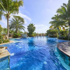 Отель Sheraton Sanya Bay Resort бассейн