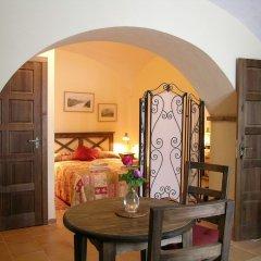 Hotel Rural Termas Aqua Libera Ла-Гарровилья в номере