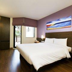 Отель ibis Phuket Patong 3* Стандартный номер с различными типами кроватей