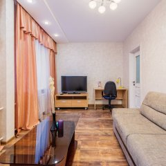 Апартаменты GM Apartment Krasnaya Presnya 9 комната для гостей фото 2