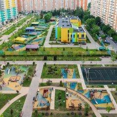 Апартаменты Apartment 477 on Mitinskaya 28 bldg 3 бассейн
