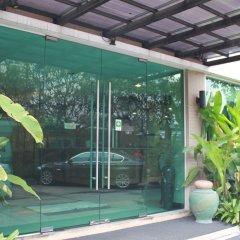 Отель 14 Place Sukhumvit Suites Бангкок бассейн фото 2