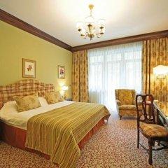 Гранд Отель Поляна 5* Стандартный номер с различными типами кроватей фото 3