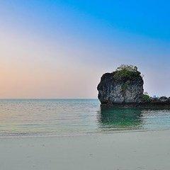 Отель Krabi Tipa Resort пляж фото 2