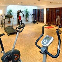 Hotel Des Colonies фитнесс-зал