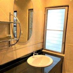 Апартаменты Top Floor Spacious Studio Паттайя ванная