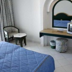 Отель Baya Beach Aqua Park Resort & Thalasso Тунис, Мидун - отзывы, цены и фото номеров - забронировать отель Baya Beach Aqua Park Resort & Thalasso онлайн комната для гостей фото 5