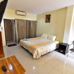 Отель Penhouse Hotel Pattaya Таиланд, Паттайя - отзывы, цены и фото номеров - забронировать отель Penhouse Hotel Pattaya онлайн комната для гостей фото 3