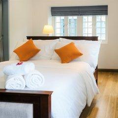 Отель Baan Vajra Бангкок комната для гостей фото 5