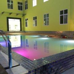 Отель Deluxe Hotel Мьянма, Хехо - отзывы, цены и фото номеров - забронировать отель Deluxe Hotel онлайн бассейн фото 2