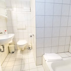 Отель Boardinghouse St.pauli Гамбург ванная фото 2