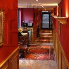 Hotel Boileau интерьер отеля