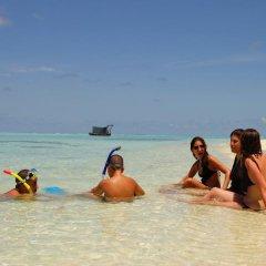 Отель Arena Lodge Maldives Мальдивы, Маафуши - отзывы, цены и фото номеров - забронировать отель Arena Lodge Maldives онлайн бассейн