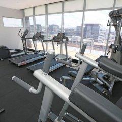 Alex Perry Hotel & Apartments фитнесс-зал фото 2