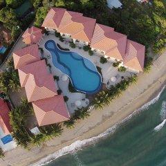 Отель Playa Escondida Beach Club Гондурас, Тела - отзывы, цены и фото номеров - забронировать отель Playa Escondida Beach Club онлайн пляж фото 2