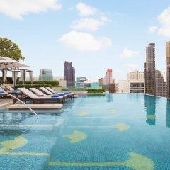 Отель Marriott Bangkok The Surawongse Бангкок бассейн фото 3