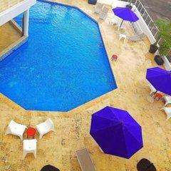 Отель Vista Marina Residence Доминикана, Бока Чика - отзывы, цены и фото номеров - забронировать отель Vista Marina Residence онлайн фитнесс-зал фото 3
