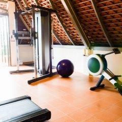 Отель Nipa Resort фитнесс-зал фото 2