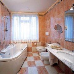 Palace Hotel Moderno Порденоне ванная