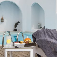 Отель Athina Luxury Suites в номере