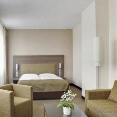 Отель InterCityHotel Leipzig комната для гостей фото 4
