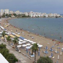 Süzer Resort Hotel Турция, Силифке - отзывы, цены и фото номеров - забронировать отель Süzer Resort Hotel онлайн пляж