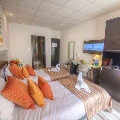 Отель St. Julians Bay Hotel Мальта, Баллута-бей - 1 отзыв об отеле, цены и фото номеров - забронировать отель St. Julians Bay Hotel онлайн комната для гостей фото 5