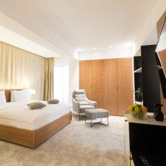 Отель Harmonia Черногория, Будва - отзывы, цены и фото номеров - забронировать отель Harmonia онлайн комната для гостей фото 3