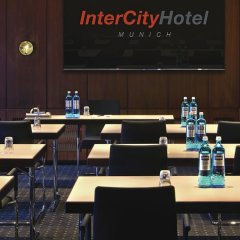Отель IntercityHotel München питание фото 3