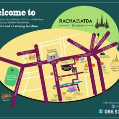 Отель Rachanatda Homestel Таиланд, Бангкок - отзывы, цены и фото номеров - забронировать отель Rachanatda Homestel онлайн фото 2