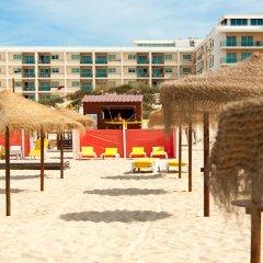 Отель Dunamar пляж