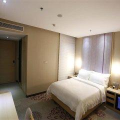 Lavande Hotel Gz Huangpu Avenue Branch комната для гостей фото 3