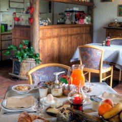Отель La Roche Италия, Аоста - отзывы, цены и фото номеров - забронировать отель La Roche онлайн питание фото 2