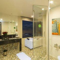 Отель Premier Havana Nha Trang Hotel Вьетнам, Нячанг - 3 отзыва об отеле, цены и фото номеров - забронировать отель Premier Havana Nha Trang Hotel онлайн ванная фото 2