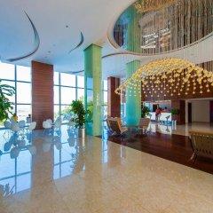Waterplanet Hotel & Aquapark Окурджалар интерьер отеля