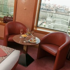 Michelangelo Hotel Милан в номере