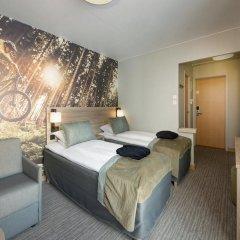 Отель Scandic Lillehammer Hotel Норвегия, Лиллехаммер - отзывы, цены и фото номеров - забронировать отель Scandic Lillehammer Hotel онлайн комната для гостей фото 5
