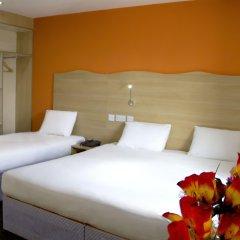 Queens Hotel 3* Представительский номер с различными типами кроватей фото 2