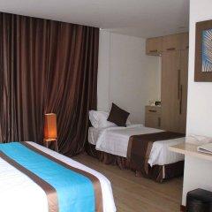 Отель Beachwood at Maafushi Island Maldives комната для гостей